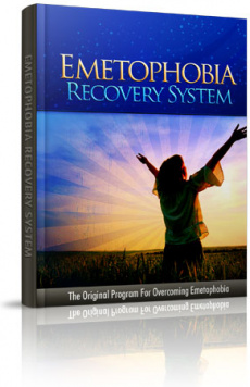 Ebook cover: The Emetophobia Eraser Program