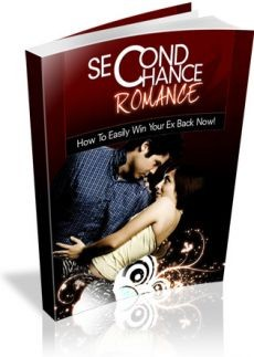 Ebook cover: Second Chance Romance