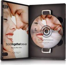 Ebook cover: Back together forever