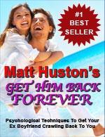 Ebook cover: Get Him Back Forever