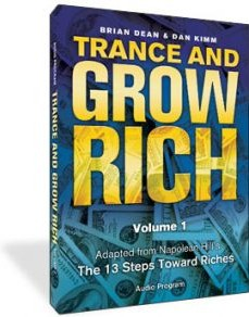 Ebook cover: Trance and Grow Rich