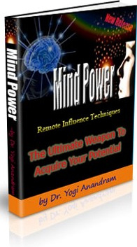 Ebook cover: Mind Power