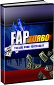 Ebook cover: FAP TURBO The Real Money Forex Robot