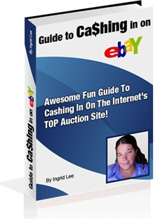 Ebook cover: Ebay Buying And Selling Guides
