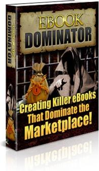 Ebook cover: The Ebook Dominator