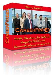 Ebook cover: CareerFinder