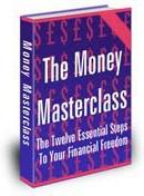 Ebook cover: The Money Masterclass