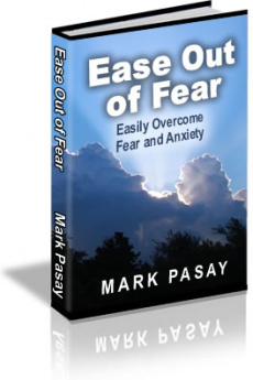 Ebook cover: Ease out of Fear