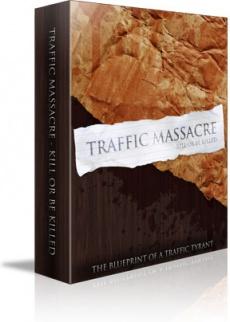 Ebook cover: Traffic Massacre