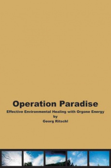 Ebook cover: THE Orgonite Gifting Book: Operation Paradise
