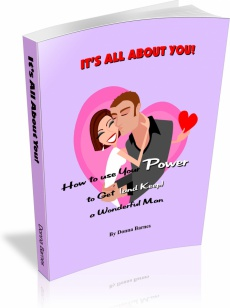 Ebook cover: Its All About You!: