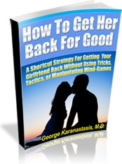 Ebook cover: How To Get Her Back For Good