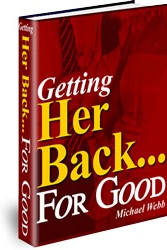 Ebook cover: Getting Her Back For Good