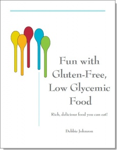 Ebook cover: Low Glycemic Food