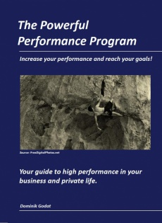 Ebook cover: The Powerful Performance Program