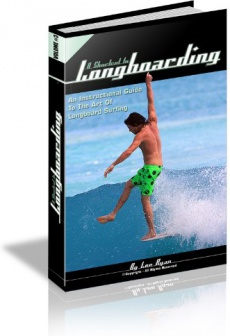 Ebook cover: Shortcut to longboarding