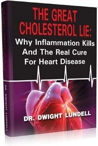Ebook cover: The Great Cholesterol Lie