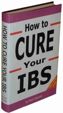 Ebook cover: How To Cure Your IBS