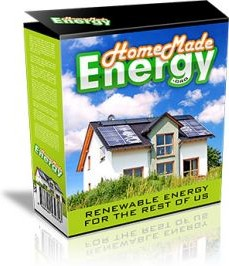 Ebook cover: Home Made Energy: Renewable Energy For The Rest Of Us