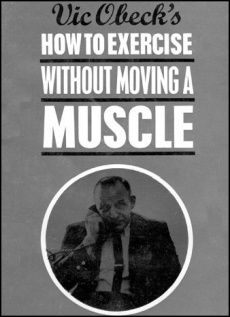 Ebook cover: How to Exercise Without Moving a Muscle