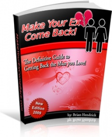 Ebook cover: Make Your Ex Come Back