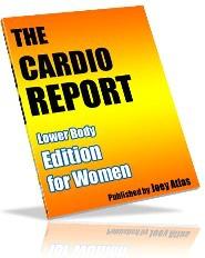 Ebook cover: The Cardio Report