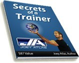 Ebook cover: Secrets of a Trainer