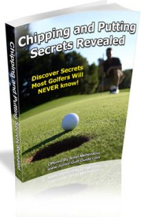 Ebook cover: Chipping and Putting Secrets Revealed