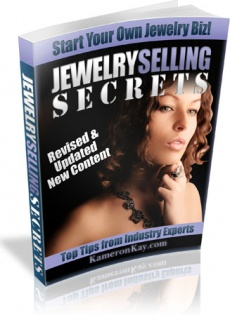 Ebook cover: Jewelry Secrets