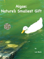 Ebook cover: Algae: Nature's Smallest Gift