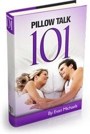 Ebook cover: Pillow Talk