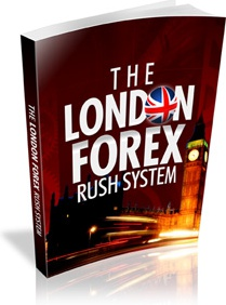 Ebook cover: The London Forex Rush system