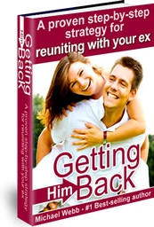 Ebook cover: Getting Him Back