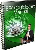 Ebook cover: The BPO REO Business Kit
