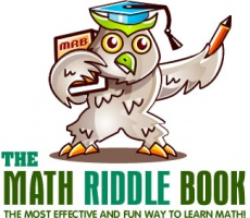 Ebook cover: The Math Riddle