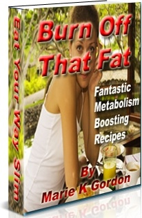 Ebook cover: Burn Off That Fat