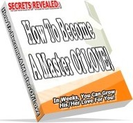 Ebook cover: How To Become A Master Of Love!