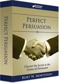 Ebook cover: Perfect Persuasion