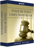 Ebook cover: The State-by-State Foreclosure Law Handbook