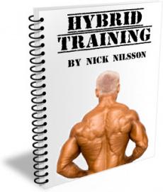 Ebook cover: Hybrid Training