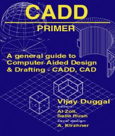 Ebook cover: CADD PRIMER