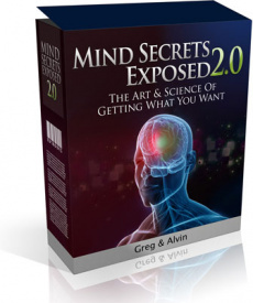 Ebook cover: Mind Secrets Exposed