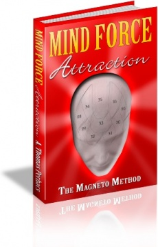 Ebook cover: Mind Force Attraction