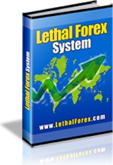 Ebook cover: Lethal Forex System