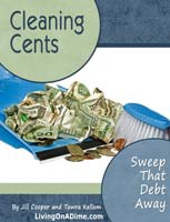 Ebook cover: Cleaning Cents
