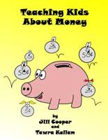 Ebook cover: Teaching Kids About Money