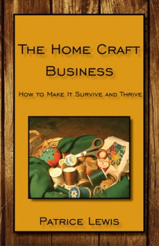 Ebook cover: The Home Craft Business