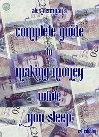 Ebook cover: Complete Guide To Making Money While You Sleep