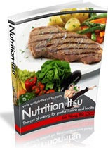 Ebook cover: The Art of Eating for Performance and Health