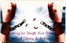 Ebook cover: Fasting for Weight Loss & Detoxification Course